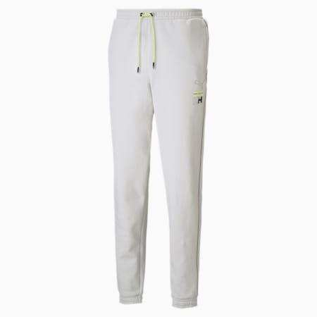 PUMA x HELLY HANSEN sweatpants voor heren, Glacier Gray, small