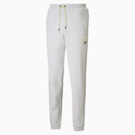 Pantalon de sweat PUMA x HELLY HANSEN pour homme, Glacier Gray, small