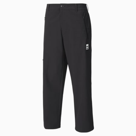 Pantalon chino PUMA x THE HUNDREDS pour homme, Puma Black, small