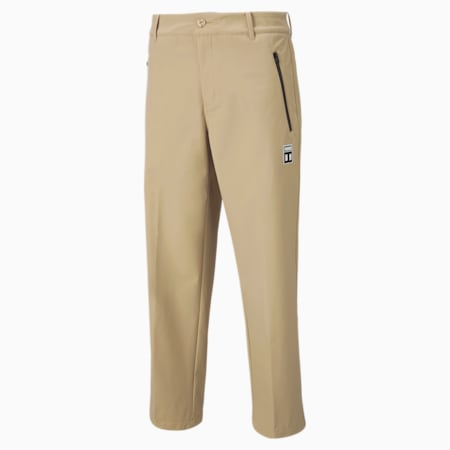 Pantalon chino PUMA x THE HUNDREDS pour homme, Safari, small