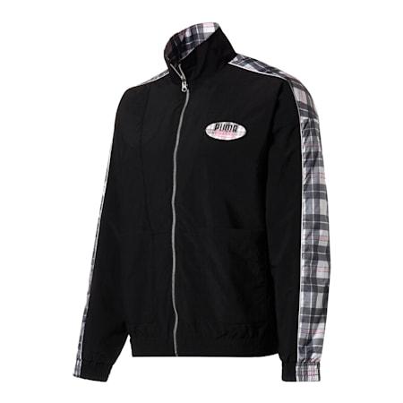 PUMA x VON DUTCH Reversible Men's Track Jacket, Puma Black, small-SEA