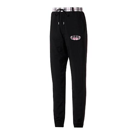 PUMA x VON DUTCH Men's Track Pants, Puma Black, small-SEA