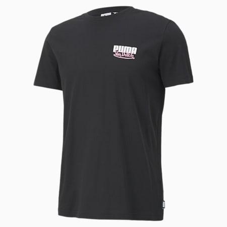 PUMA x VON DUTCH 半袖 Tシャツ, Puma Black, small-JPN