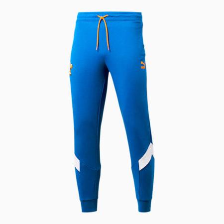NYC Men's MCS Track Pants, Nautical Blue, small