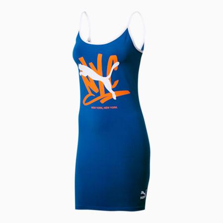 NYC Classics Dress, Nautical Blue, small