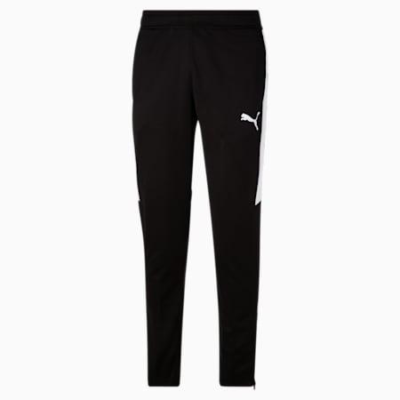 Pantalon Speed, homme, noir PUMA-blanc PUMA, petit