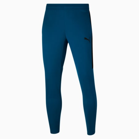 Speed Men's Pants, Digi-blue-puma black, small