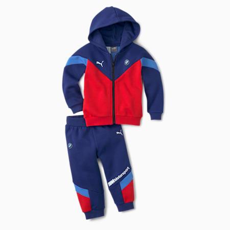 BMW M Motorsport Babies' Jog Suit, M COLORS, small