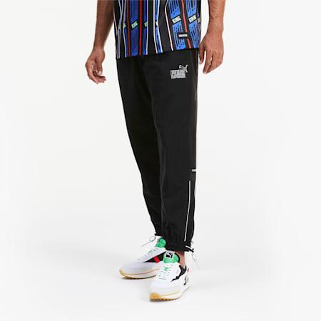 Pantalones de chándal KING para hombre, Puma Black, small
