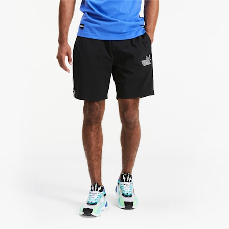Shorts KING para hombre, Puma Black, small