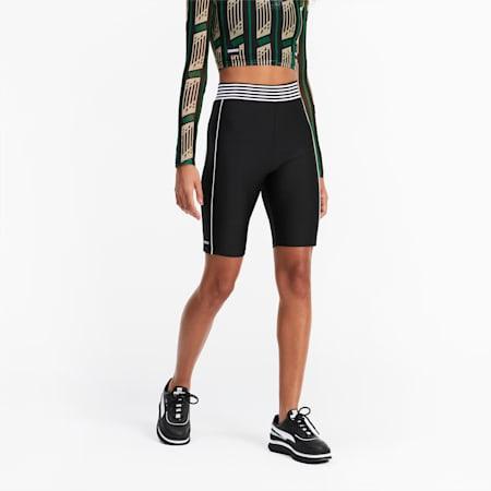 Shorts QUEEN para mujer, Puma Black, small
