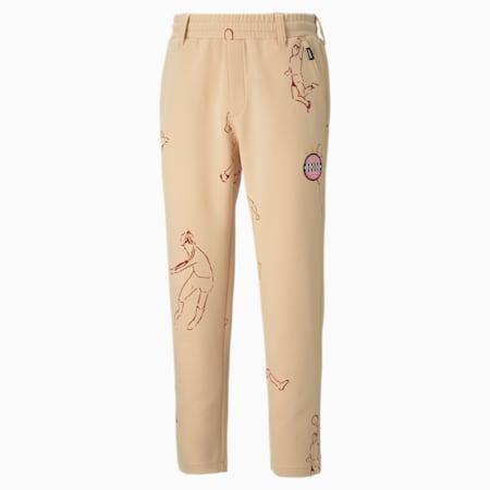 Pantalon de costume PUMA x KIDSUPER pour homme, Honey Peach, small