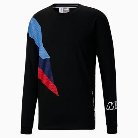 T-shirt à manches longues BMW M Motorsport Street, homme, Puma Black, petit