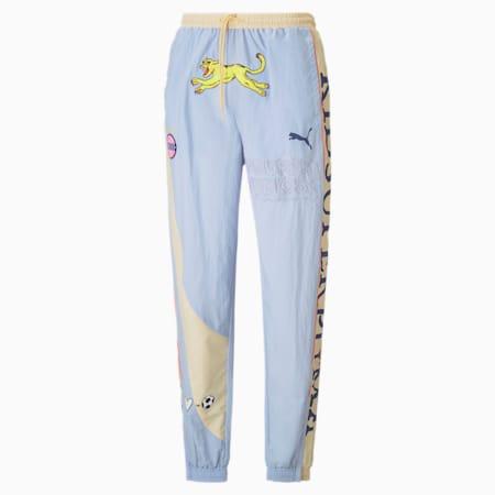 푸마 X 키드슈퍼 트레이닝 팬츠/PUMA x KS Track Pants, Brunnera Blue, small-KOR