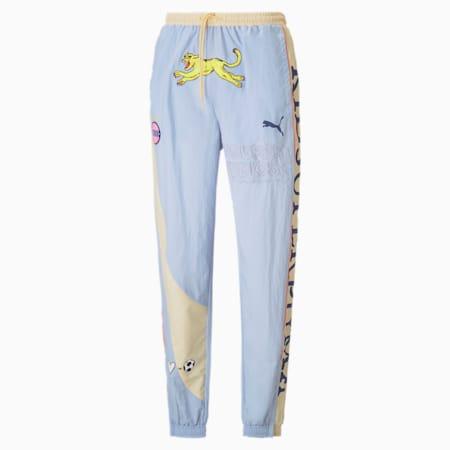 PUMA x KIDSUPER Men's Track Pants, Brunnera Blue, small-SEA