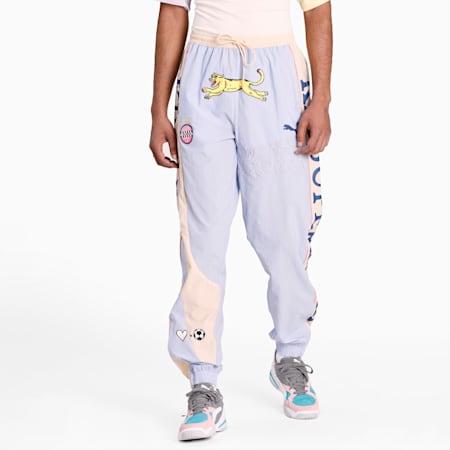 PUMA x KIDSUPER Men's Track Pants, Brunnera Blue, small-IND
