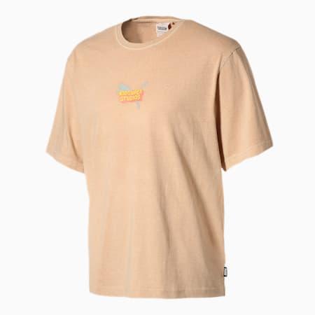 PUMA x KIDSUPER STUDIOS 半袖 Tシャツ, Honey Peach, small-JPN