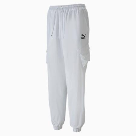 Classics Utility Woven Women's Pants, Puma White, small-SEA