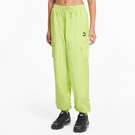 Pantalon tissé Classics Utility pour femme, Sunny Lime, small