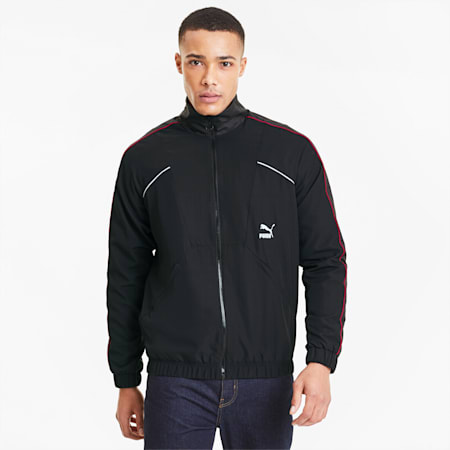 Tailored for Sport Men's Track Jacket, Puma Black, small