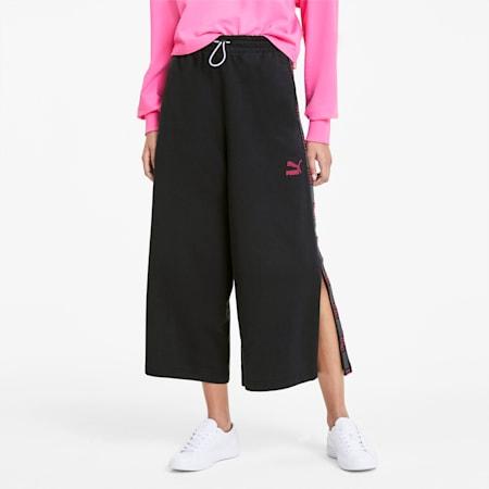 PUMA Women Sports Culottes, Cotton Black, small-SEA