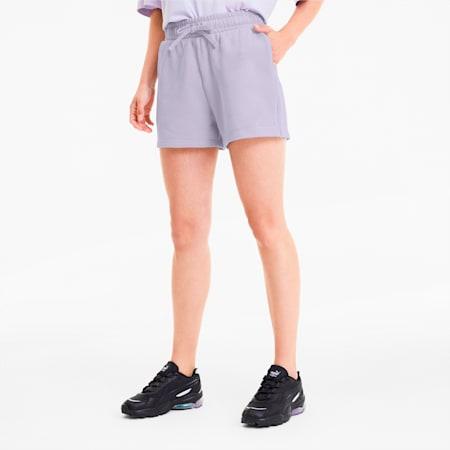 MMQ ウィメンズ ショーツ, Purple Heather, small-JPN
