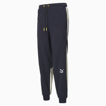 Męskie spodnie dresowe PUMA x CENTRAL SAINT MARTINS, Peacoat, small