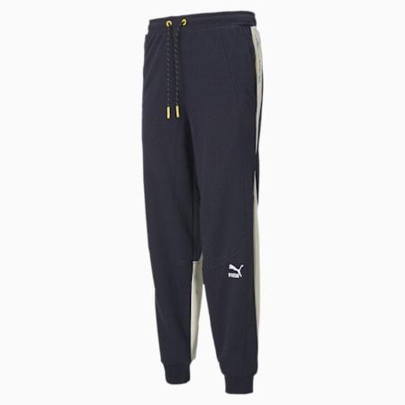 Pantalon en sweat PUMA x CENTRAL SAINT MARTINS pour homme, Peacoat, small