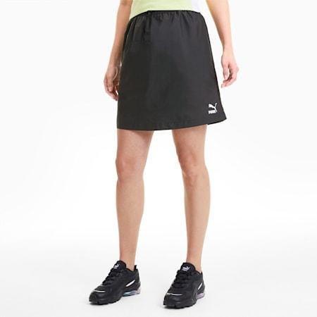 Classics Woven Women's Skirt, Puma Black, small-SEA