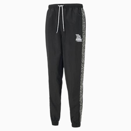PUMA x MR DOODLE Men's Sweatpants, Puma Black, small