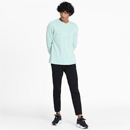 BOUNCE LS T-Shirt, Mist Green, small-IND