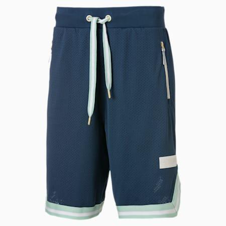 Spin Move Men's Shorts, Dark Denim, small