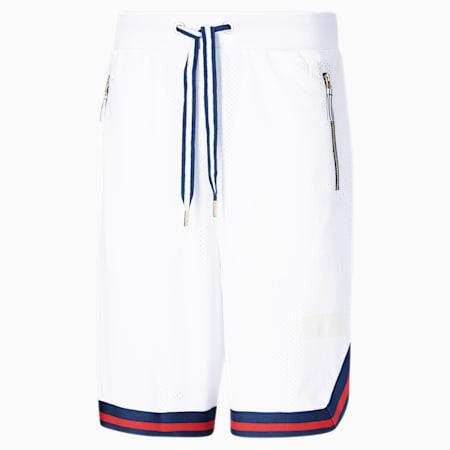 Spin Move Men's Shorts, Puma White, small