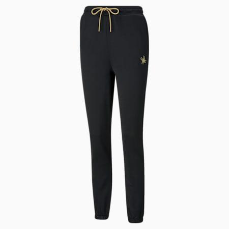 PUMA x CHARLOTTE OLYMPIA sweatpants voor dames, Puma Black, small