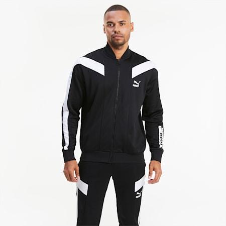 Męska bluza dresowa T7 2020 Sport, Puma Black, small