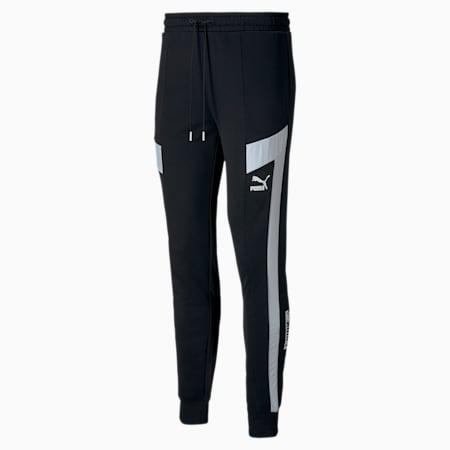 T7 2020 Sport Men's Track Pants, Puma Black, small-IND