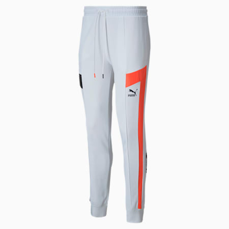 T7 2020 Sport Men's Track Pants, Puma White, small