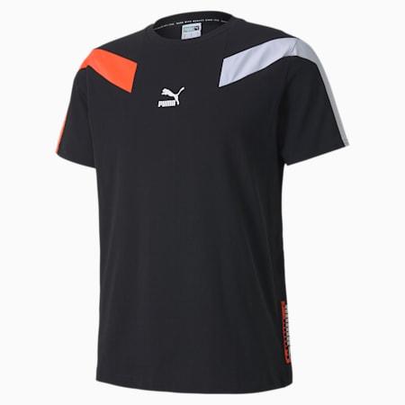 T7 2020 Sport Men's Tee, Puma Black, small-SEA
