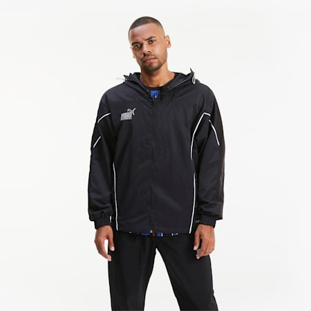 KING Men's Jacket, Puma Black, small