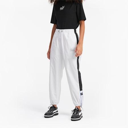 Pantalon de survêtement QUEEN pour femme, Puma White, small