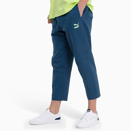 Men's Chino Pants, Blue Wing Teal, small