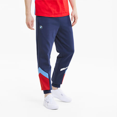 BMW M Motorsport MCS Men's Sweatpants, M COLORS, small