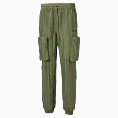 Pantalón para hombre PUMA x ATTEMPT Utility, Olivine, small