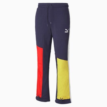 T7 2020 Men's Fashion Track Pants, Peacoat, small