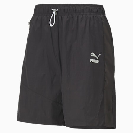 T7 2020 Fashion Damen Shorts, Puma Black, small