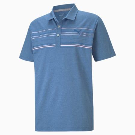 Camiseta tipo poloMATTR Hazard, Star Sapphire-Pink Lady, pequeño