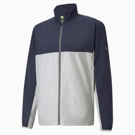 PUMA x FIRST MILE golfjack heren, Navy Blazer-High Rise, small
