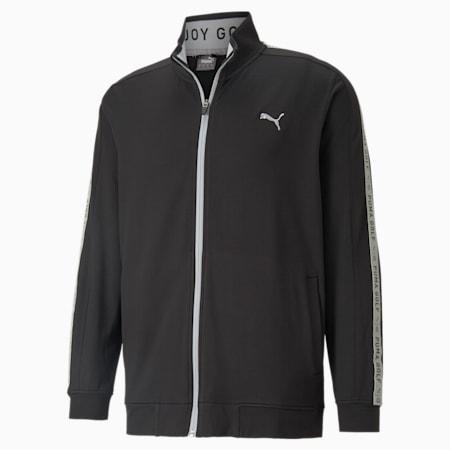 인조이 골프 트렉 자켓/Enjoy Golf Track Jacket, Puma Black, small-KOR