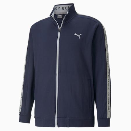인조이 골프 트렉 자켓/Enjoy Golf Track Jacket, Navy Blazer, small-KOR