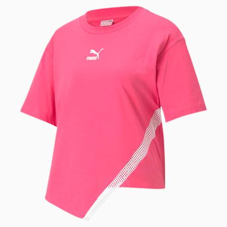 T7 2020 Fashion Women's Tee, Luminous Pink, small-SEA